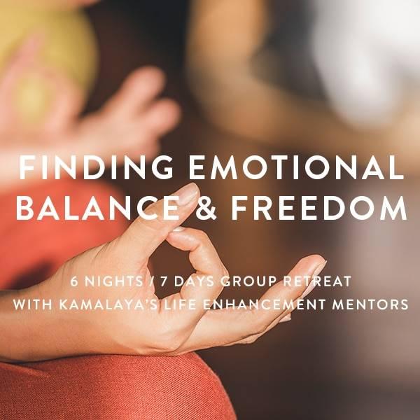 Emotional Balance Retreat in Thailand