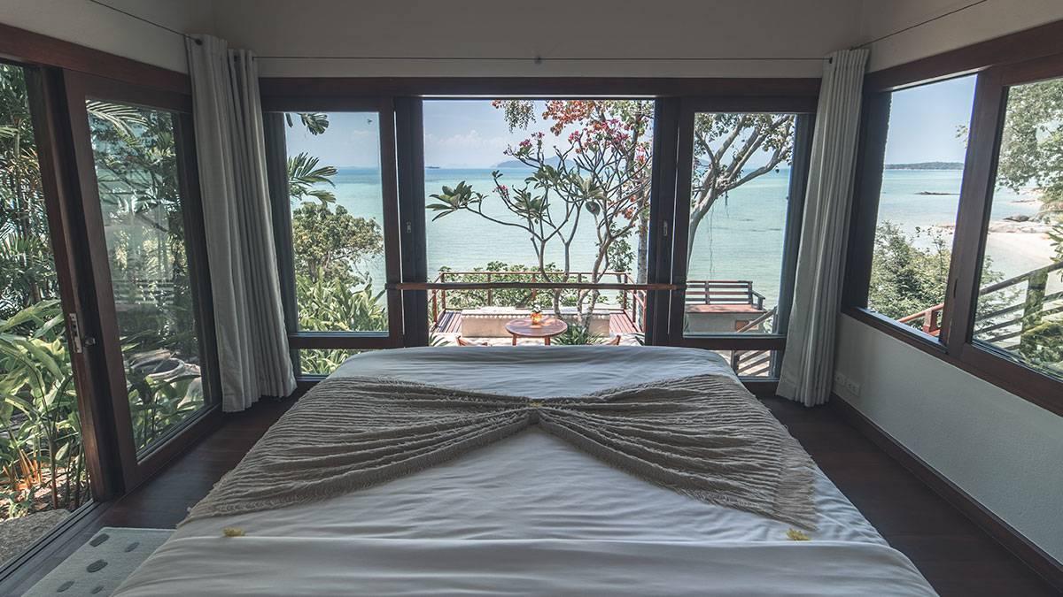 Amazing Beachfront Villas in Koh Samui