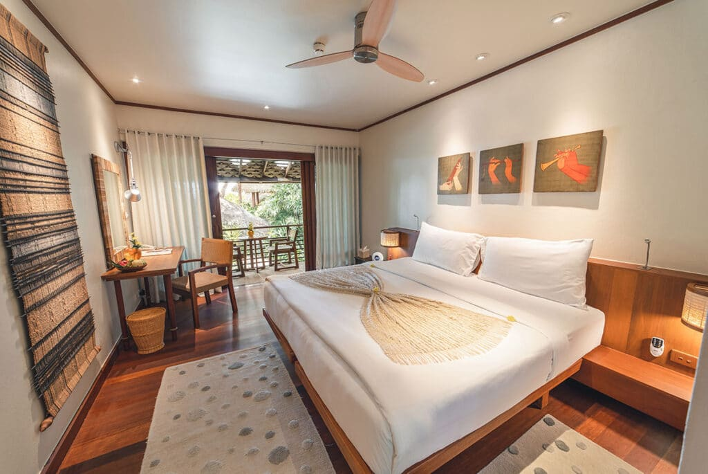 Luxury Ocean View Accommodations in Koh Samui Thailand