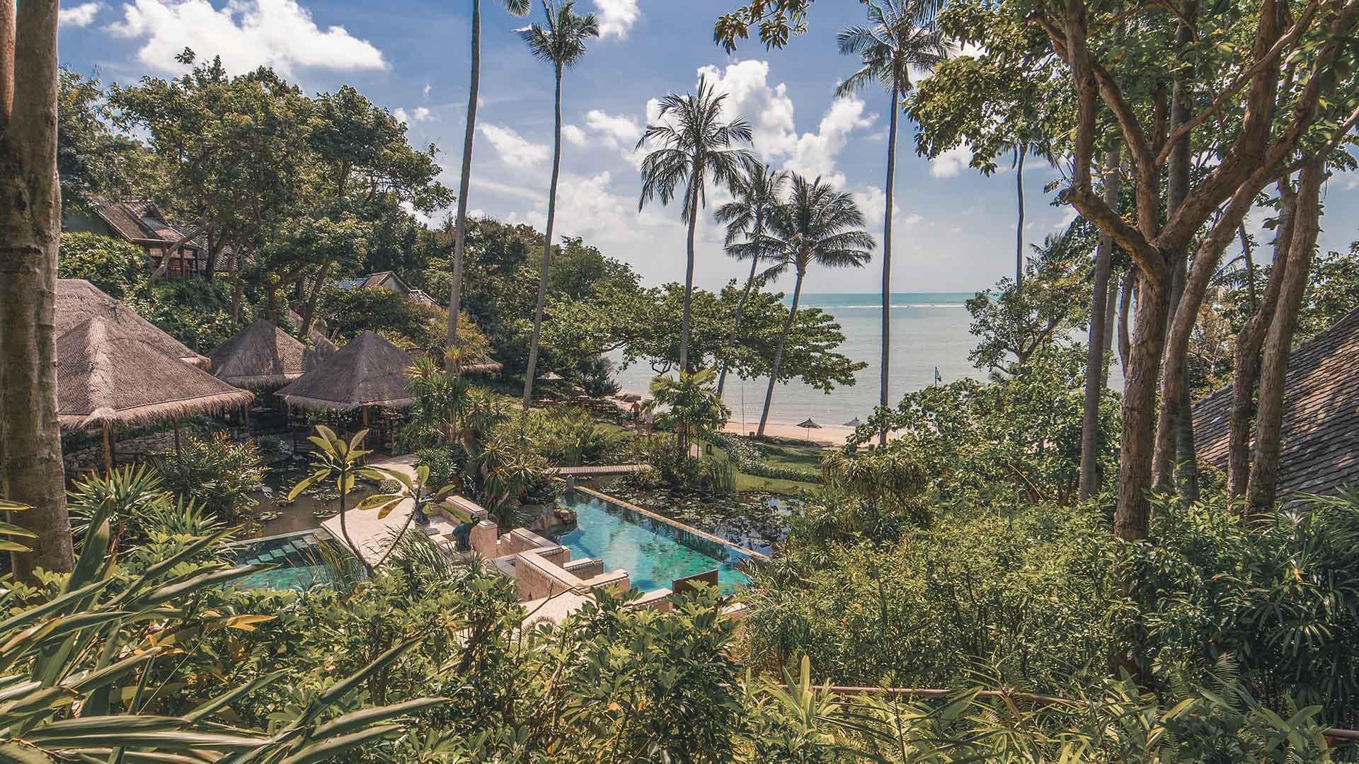 Private Villa with Sea View & Private Beach Thailand