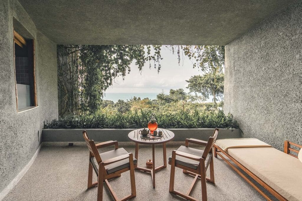 Sea View Superior Suites with Balcony at Koh Samui