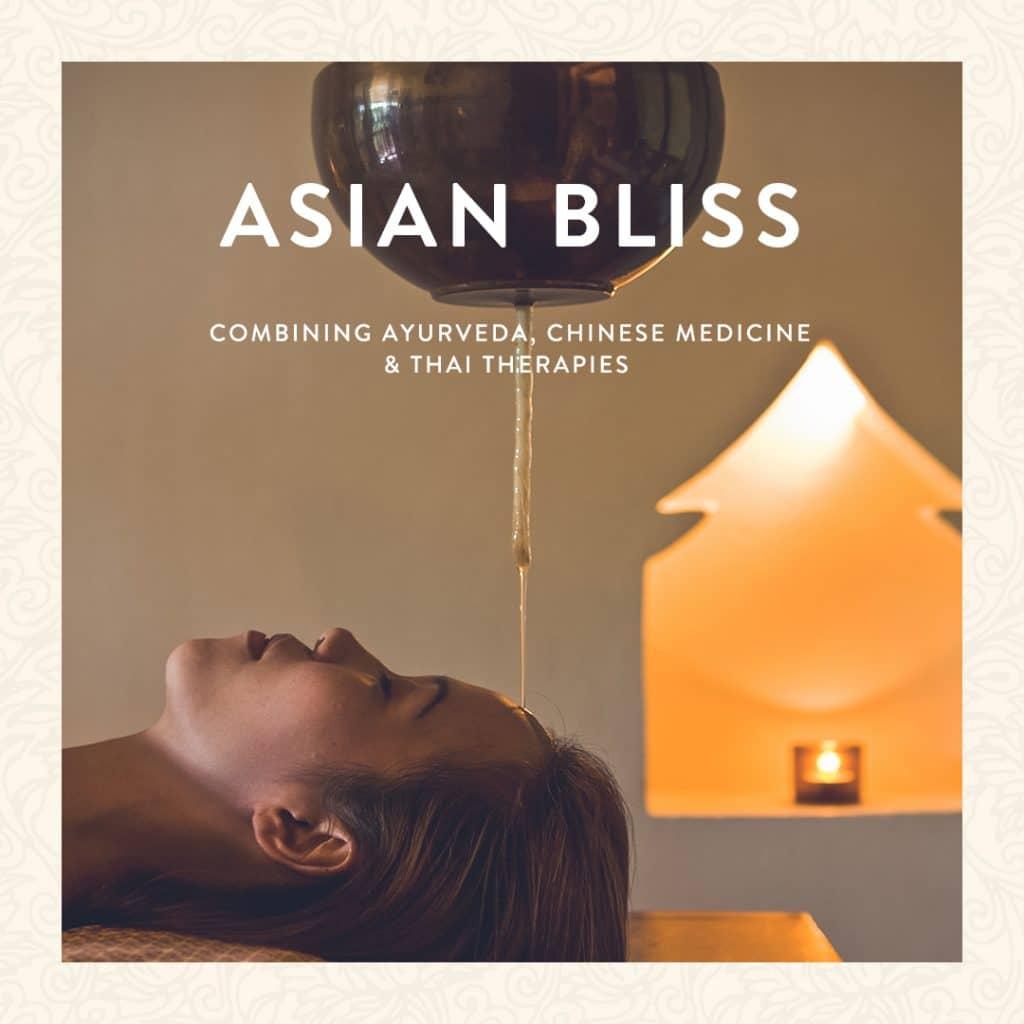 Asian Bliss program with Kamalaya Koh Samui