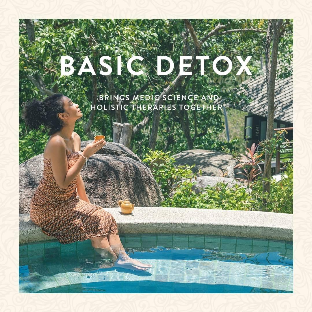 Detox program and retreat in Thailand