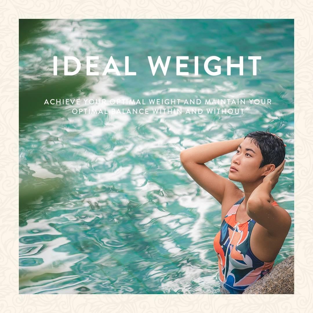 Ideal Weight Wellness Program in Thailand