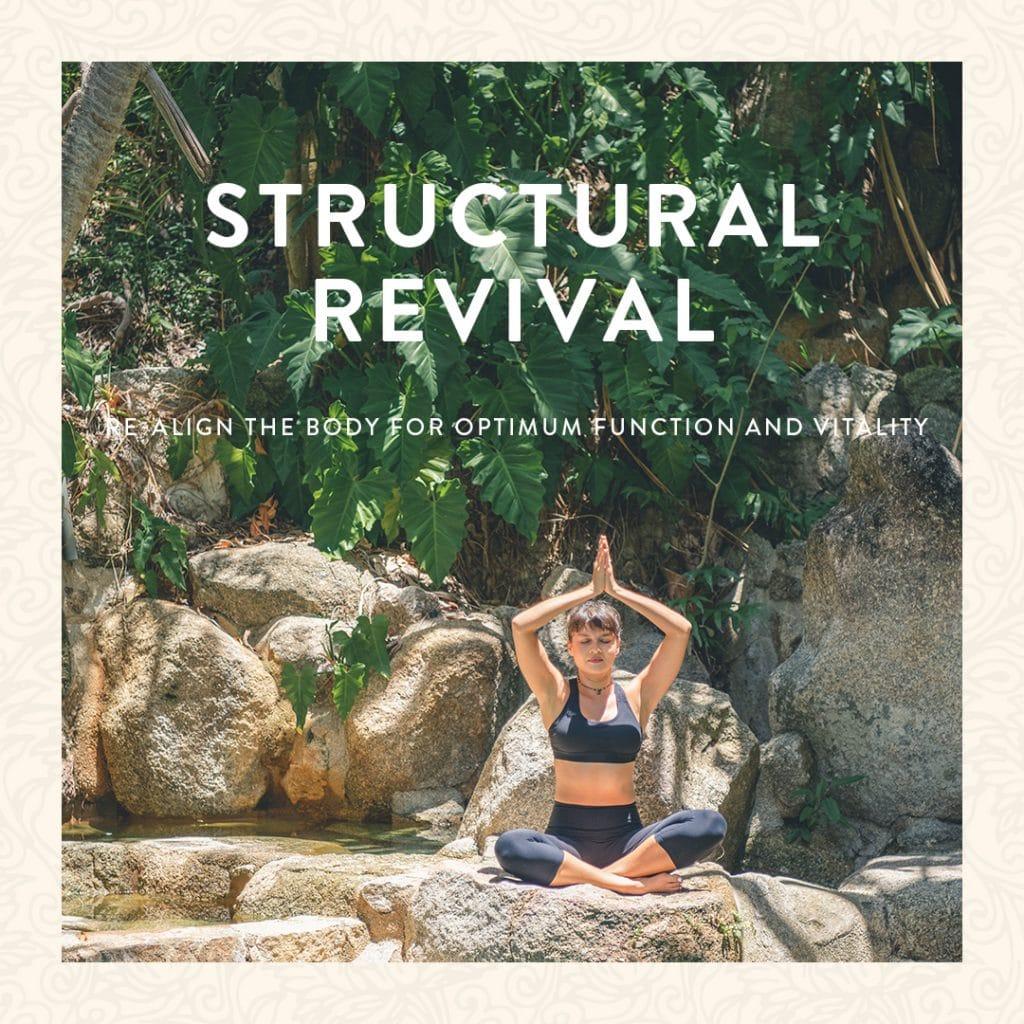 Structure align program in Thailand