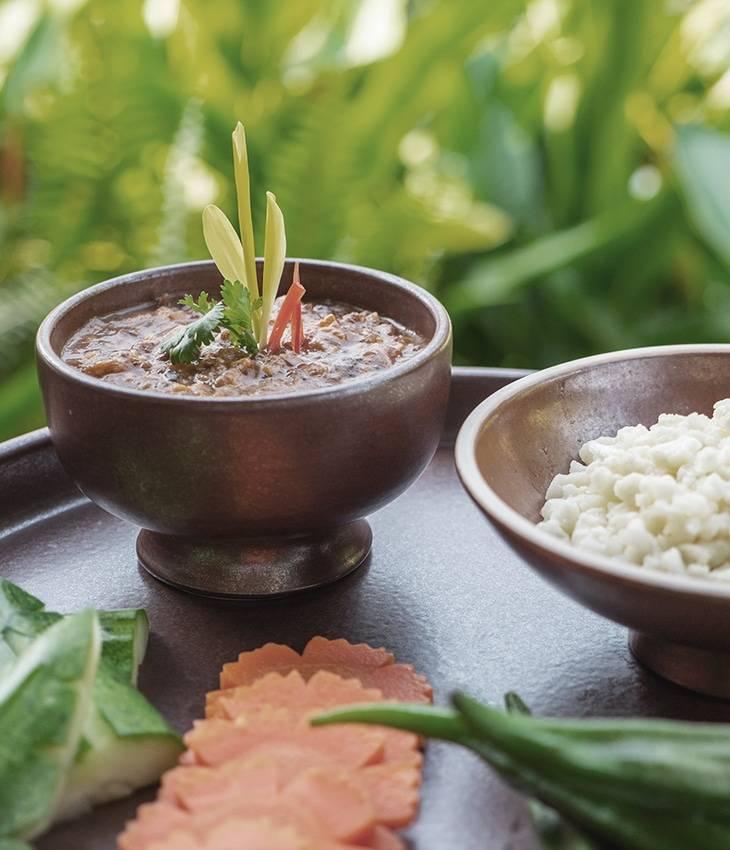 Detox Cuisine Nam Prik Aong