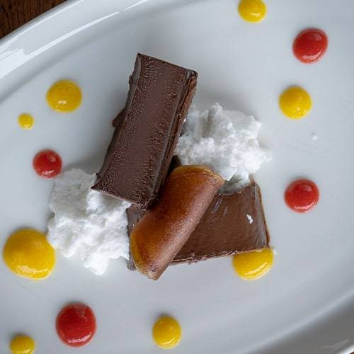 Mousse au Chocolate in Koh Samui