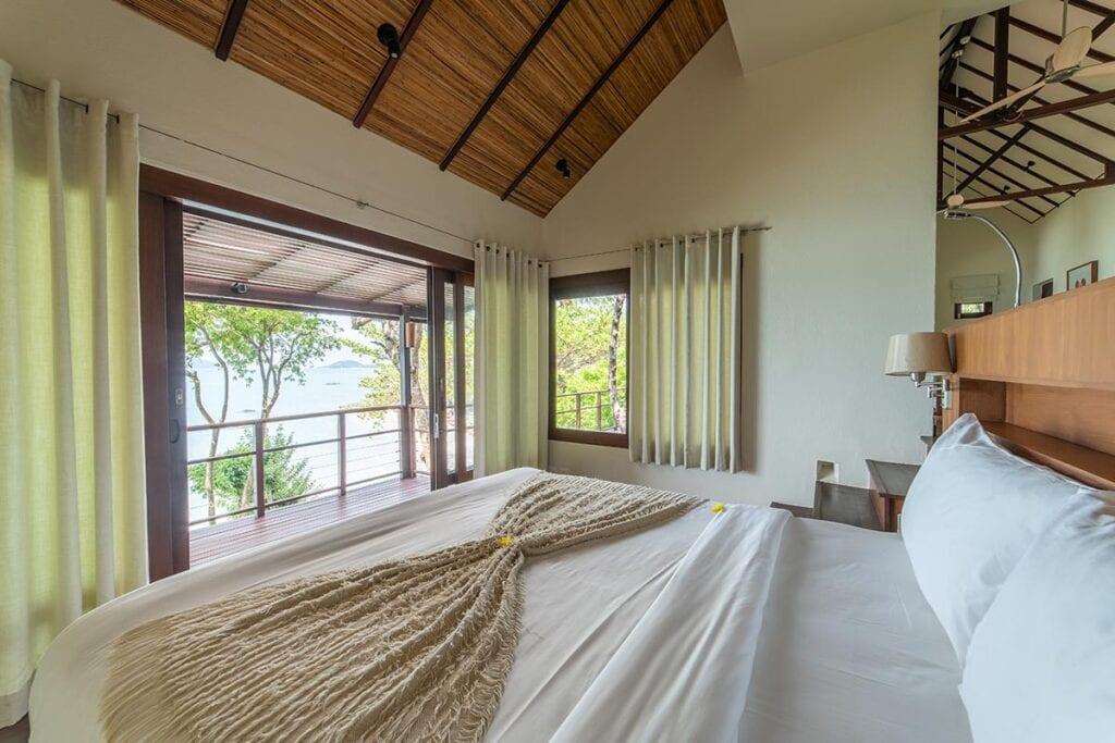 Private Beachfront Villa at Spa Resort Asia