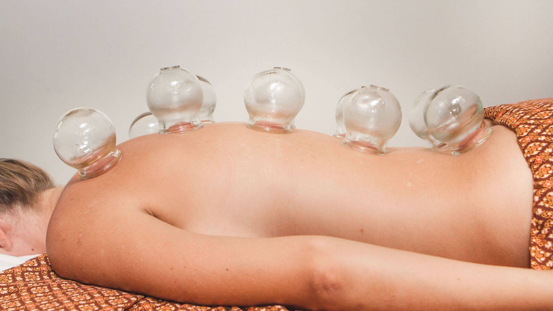 Traditional Chinese Treatments & Therapies in Koh Samui Thailand