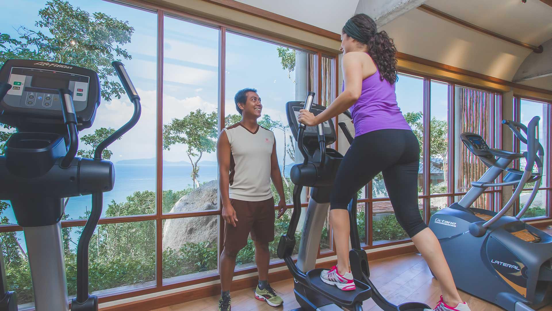 Fitness Programs in Koh Samui Thailand