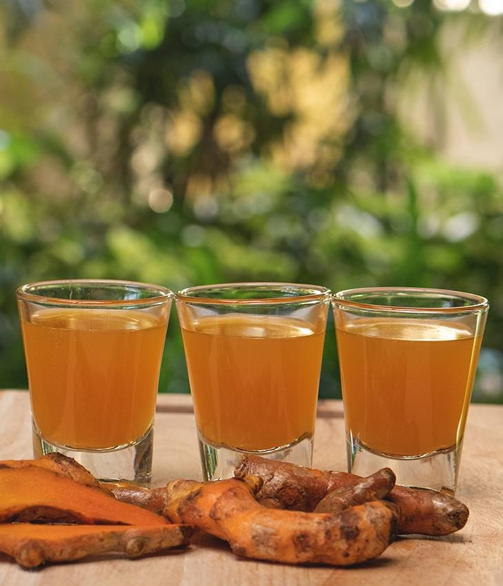 Organic Elixirs & Juices in Koh Samui Thailand