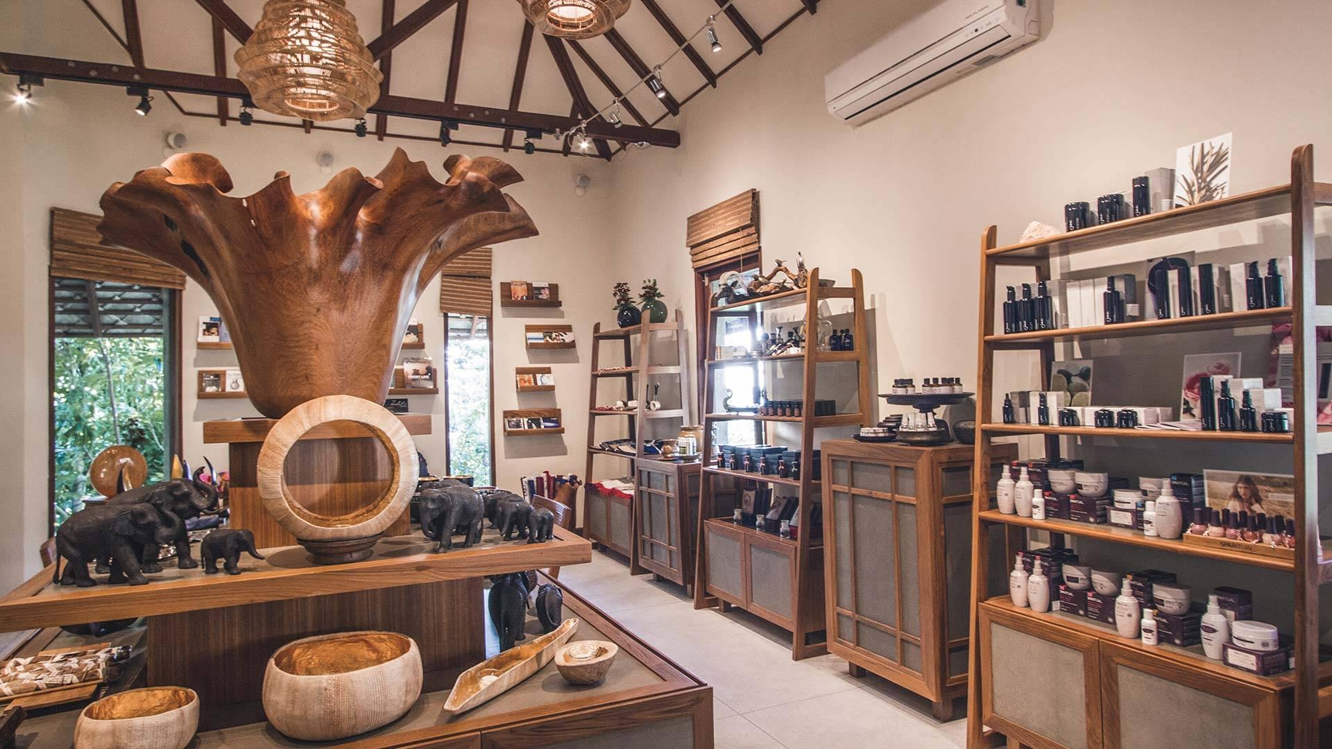 Boutique Gallery at Kamalaya Koh Samui