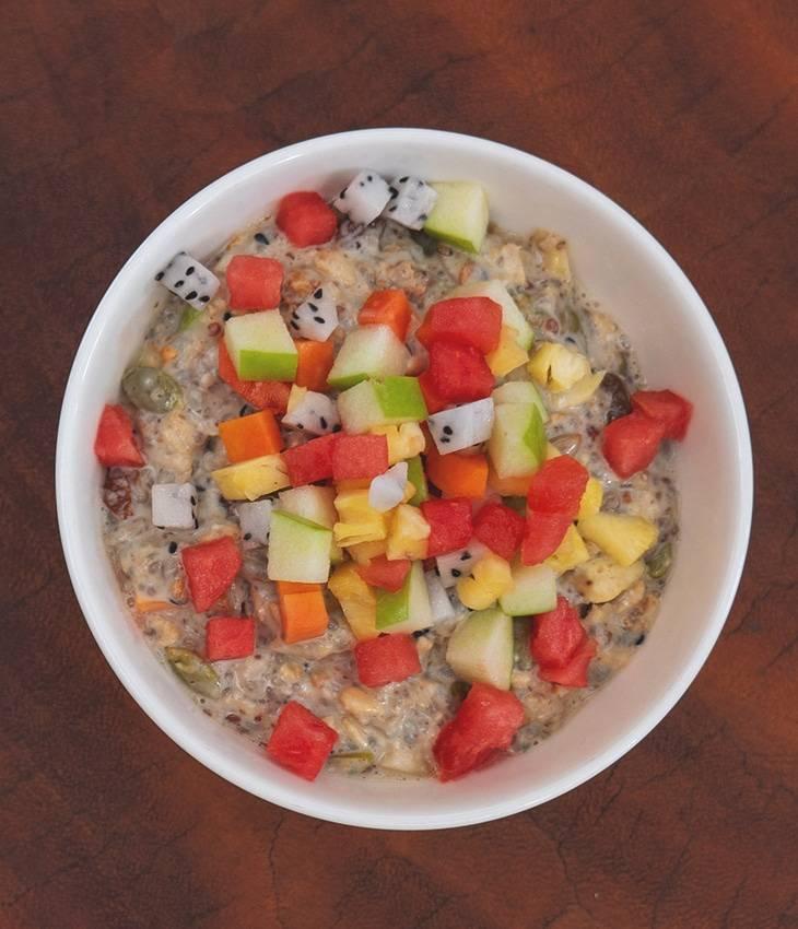 Healthy Breakfast at Kamalaya Koh Samui