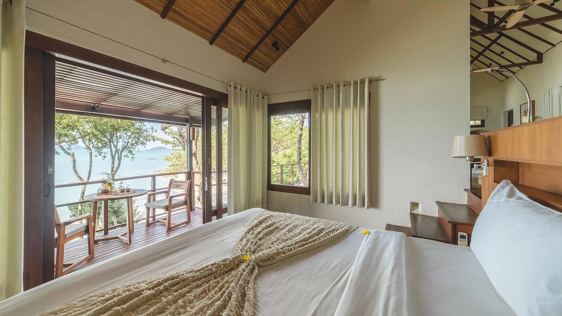 Private Bunglow with Private Beach in Koh Samui Thailand