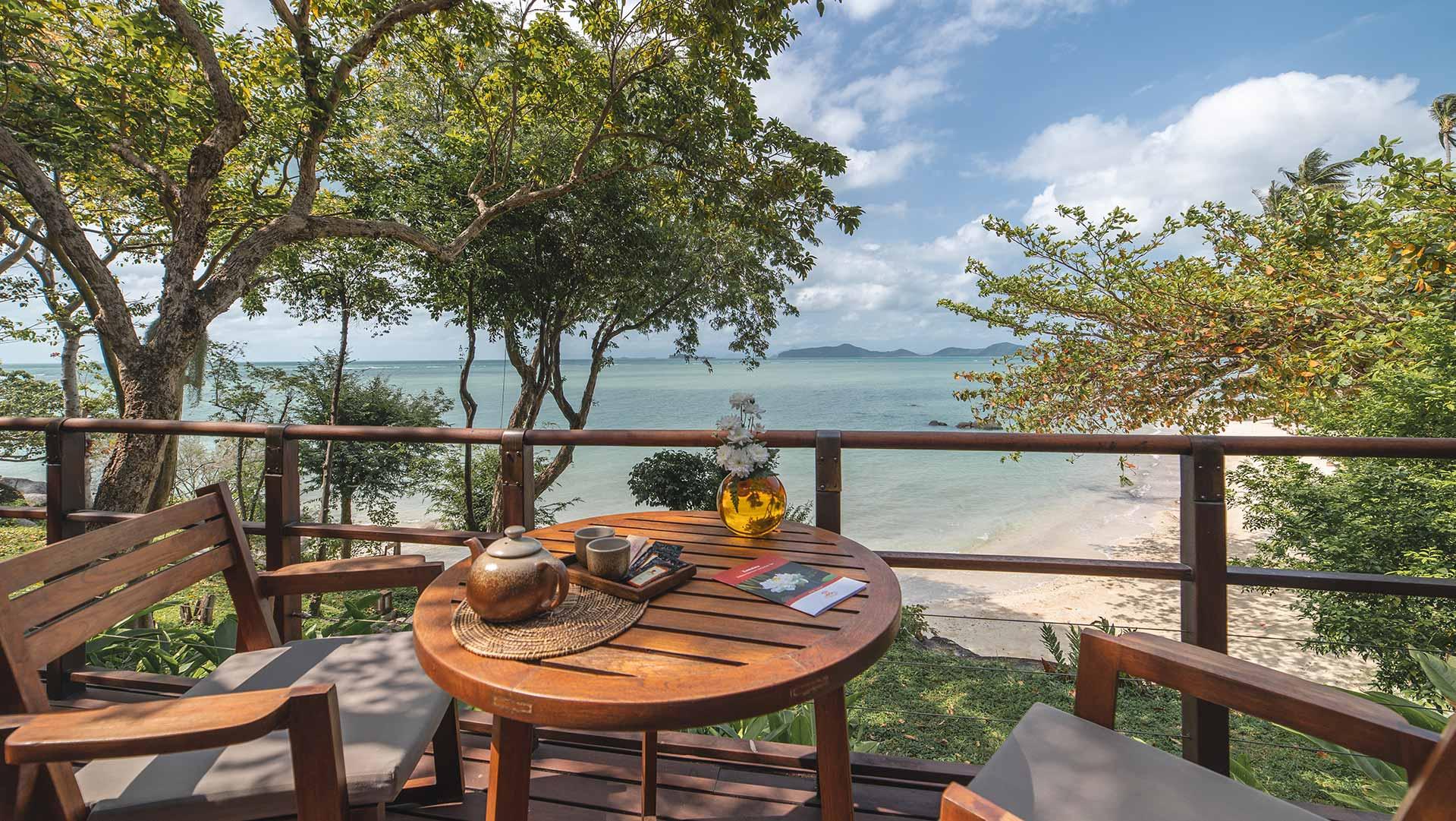 Private Beachfront Villa in Thailand Asia