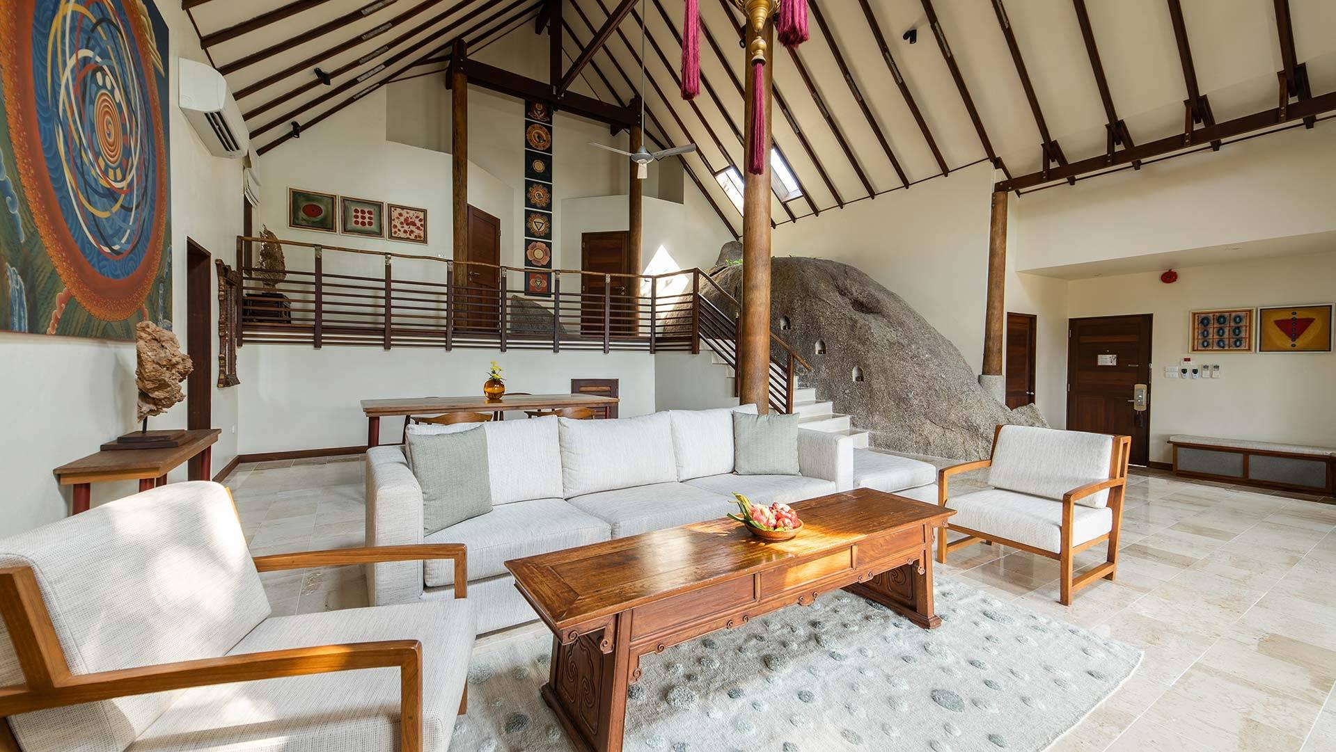 Private Rock Top Villa with Pool in Koh Samui Thailand