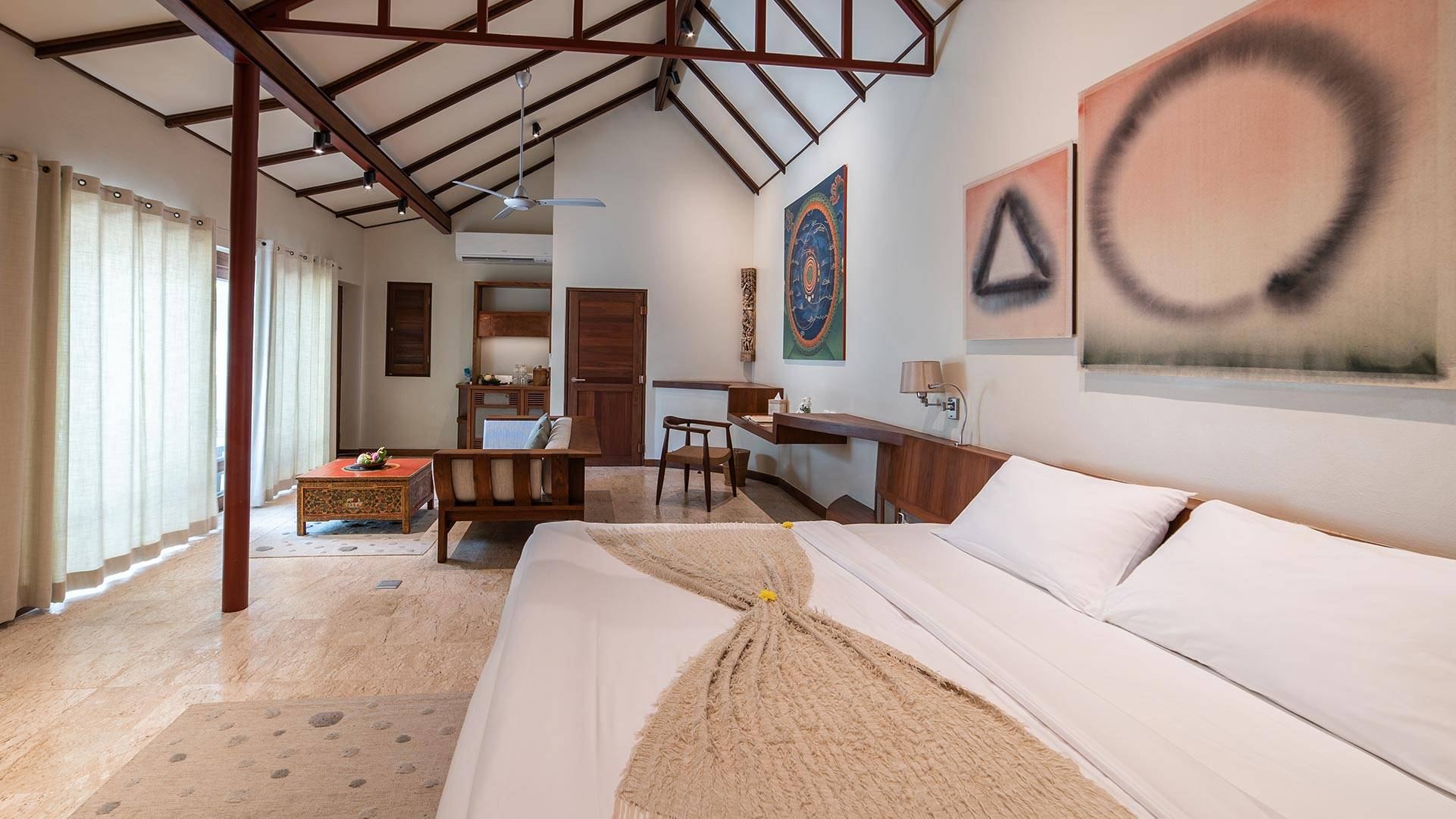 Luxury Villa with Ocesn View and Private Pool in Koh Samui Thailand