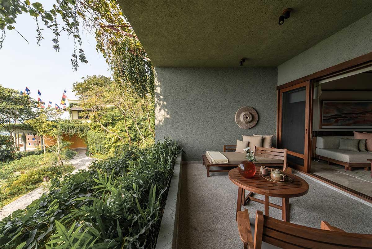 Superior Suites with Balcony at Kamalaya Wellness Resort