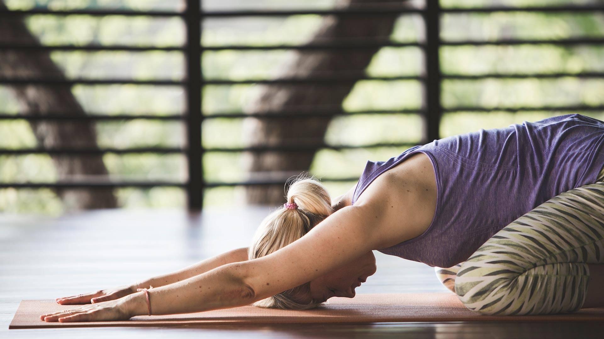 Yoga Programs at Spa Resort Koh Samui