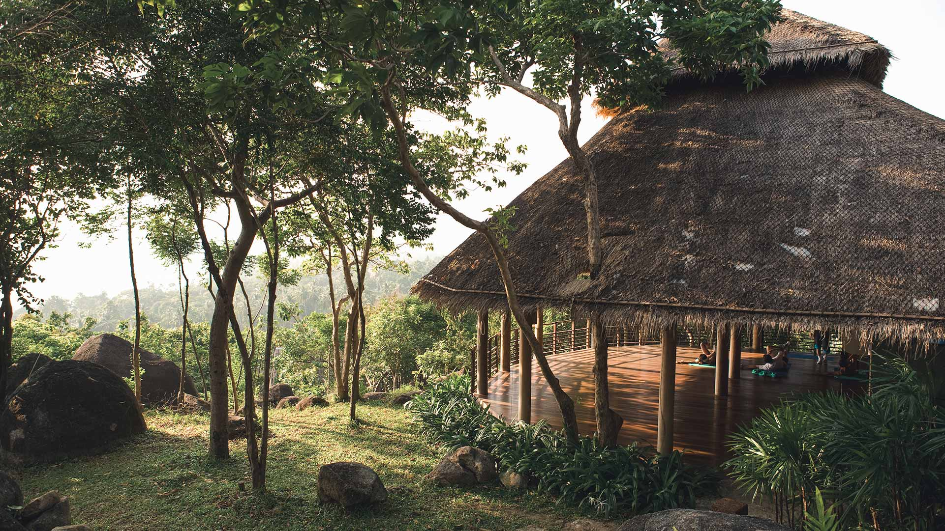 Yoga Retreat at Spa Resort Koh Samui Thailand