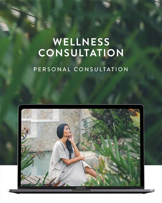 Wellness Consultation at Kamalaya Koh Samui