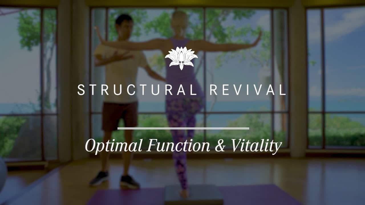 Structural Revival Program & Retreat Koh Samui Thailand