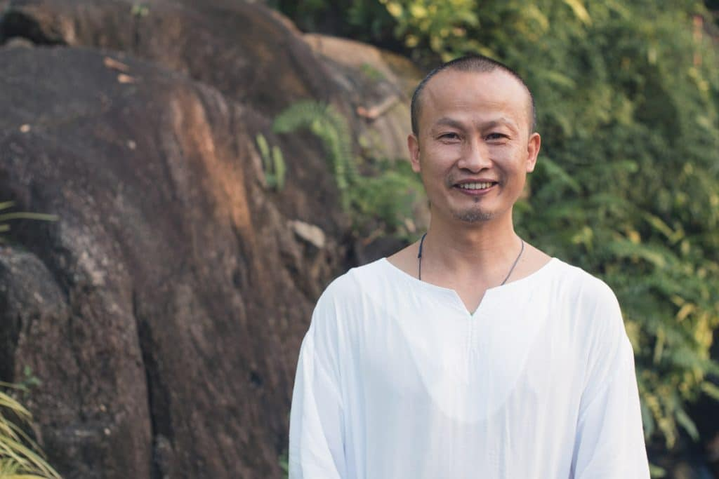 Traditional Chinese Medicine Practitioner Dr. Song