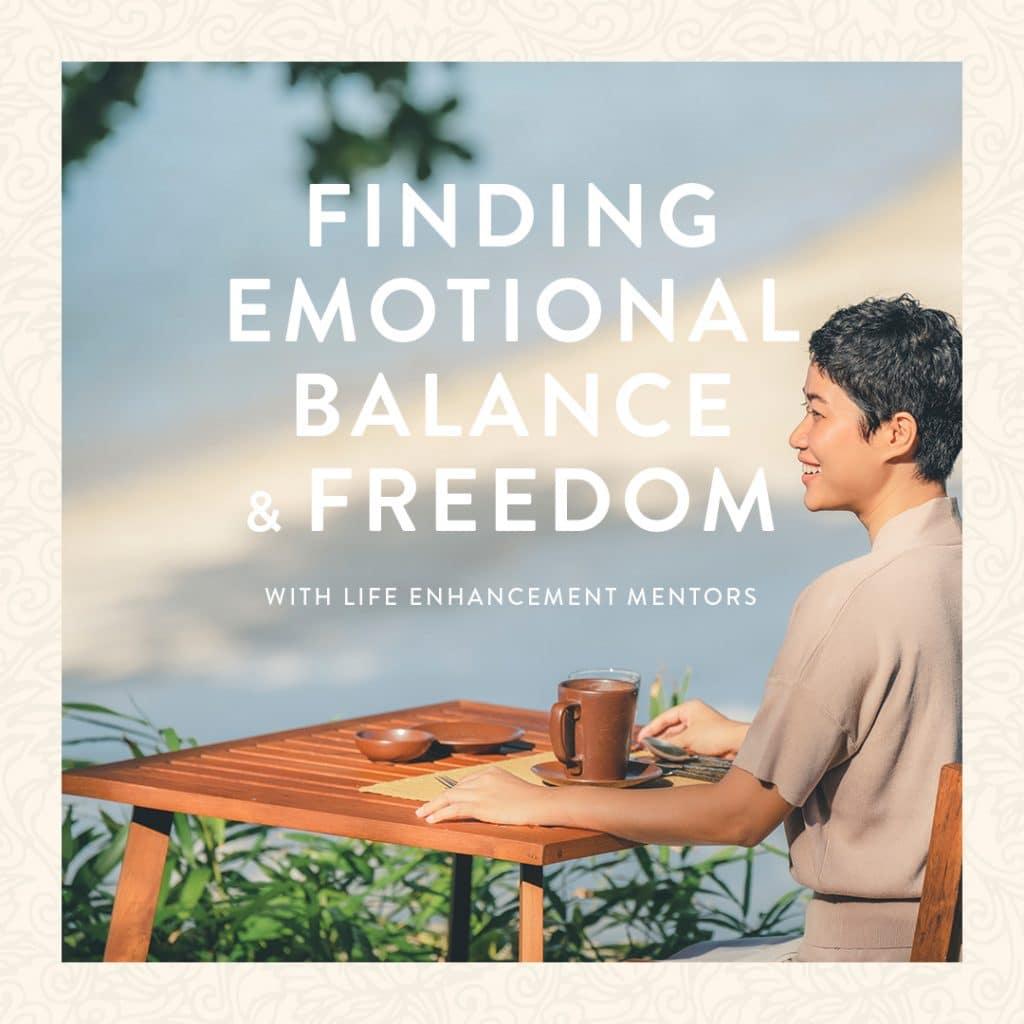 Emotional Balance wellness program in Koh Samui