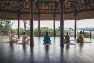 If you are struggling with good quality sleep, our 'Introduction to Restorative Sleep' course might be the answer.   In this course, you will explore your personal mental and emotional barriers to sleep, and gain practical tools to overcome them. Pranayama meditation and Yin yoga will become your everyday tools on the path to truly restorative sleep.   Link in Bio.  #KamalayaConnect #Sleep #Retreat #OnlineCourse #Mental #Emotional #Wellness #Wellbeing