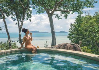 We are excited to be nominated for Top 25 Luxury Hotels in the World. Thank you!  We look forward to welcoming you on Koh Samui to discover the magic of Kamalaya Wellness Sanctuary.  #KamalayaKohSamui #WellnessSanctuary #WellnessRetreat #ThailandRetreat #SamuiPlus #HealthandWellbeing #Thailand #Yoga #Detox