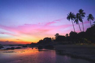 """""""I can finally hear myself at Kamalaya. There is no outside noise. The peace here allows me to concentrate on myself and listen to my inner voice for a change."""" - Nisha P.  #KamalayaKohSamui #sunset #peaceful #beautyofnature #sunsetbeach #rediscoversamui #heal #paradise"""